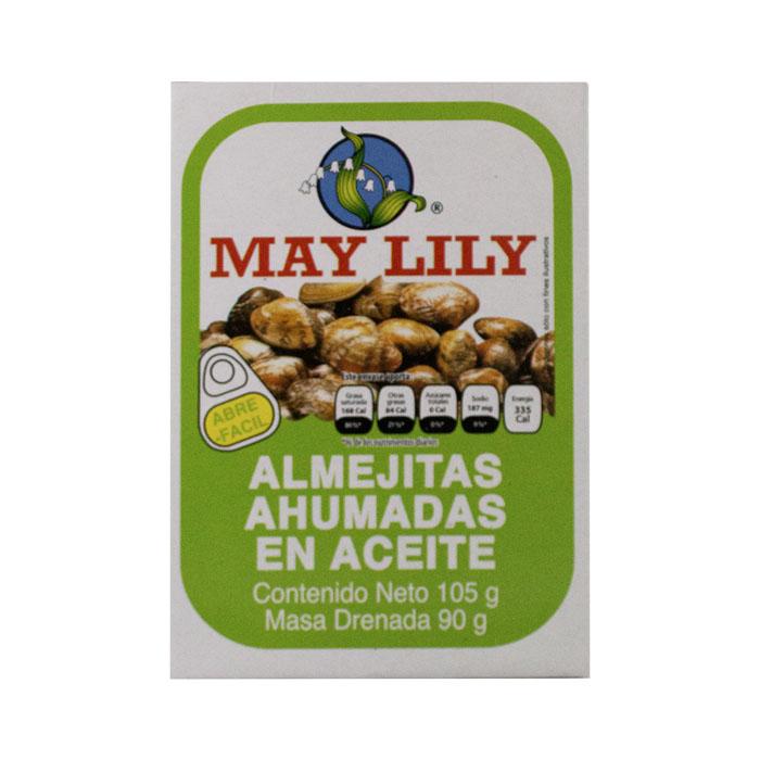 LATA MAY LILY ALMEJITAS AHUMADAS 105 GR