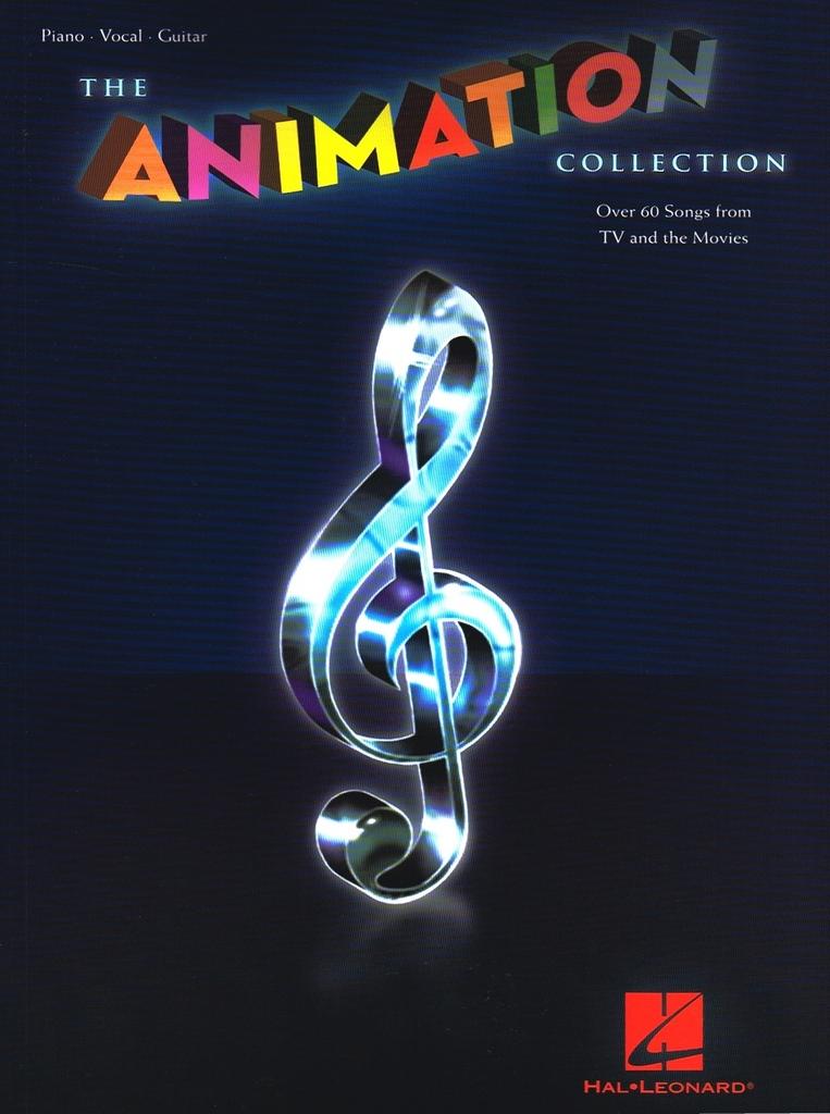 THE ANIMATION | ALBUM PÍSNÍ Z ANIMOVANÝCH FILMŮ A TV | sleva 12 %
