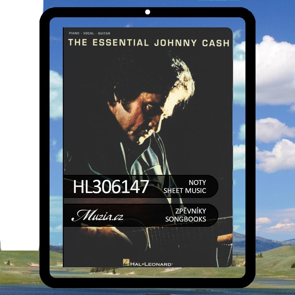 Johnny Cash | Essential Johnny Cash | zpěvník