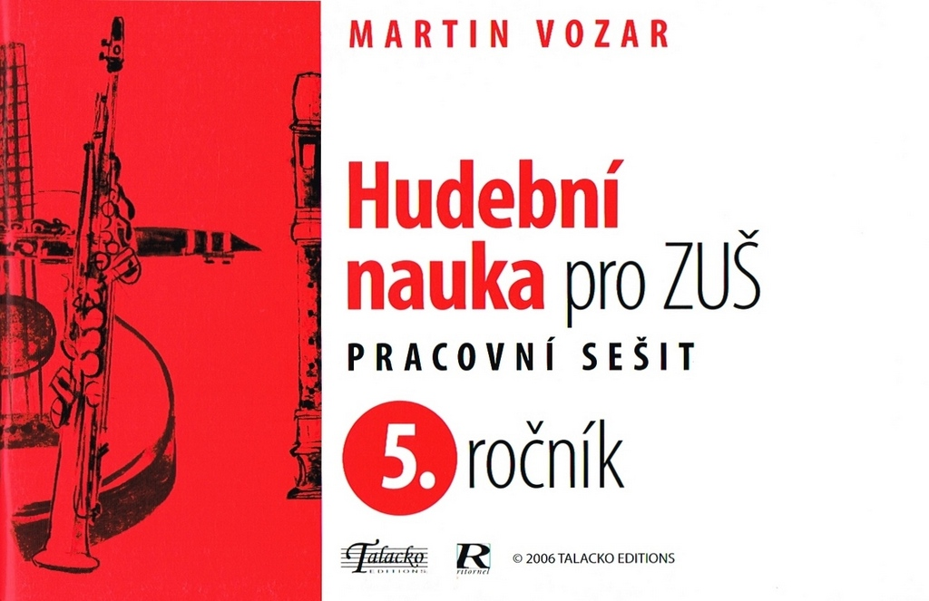 Martin Vozar | Hudební nauka pro ZUŠ | Řada 1