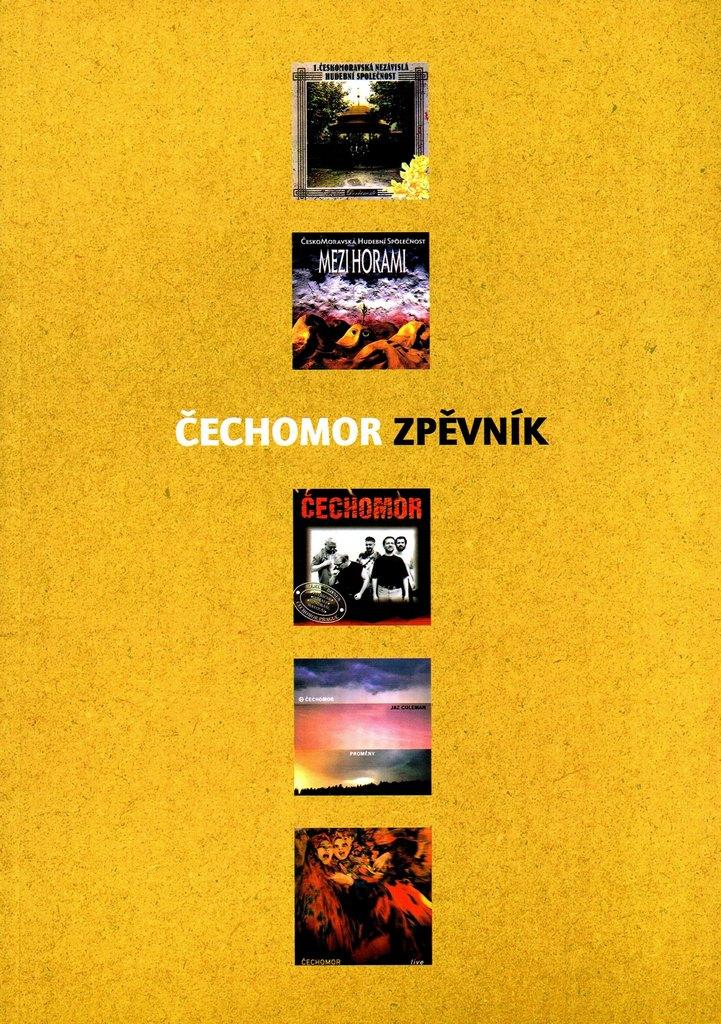ČECHOMOR | zpěv, klavír, kytara, texty