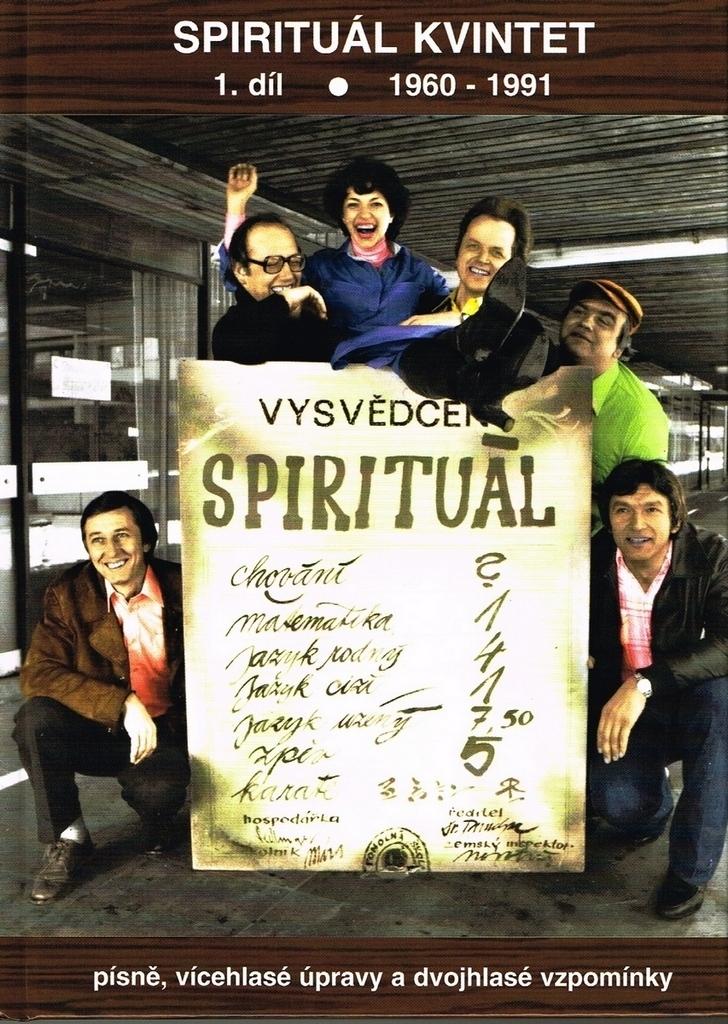SPIRITUÁL KVINTET | DÍLY 1., 2., 3.