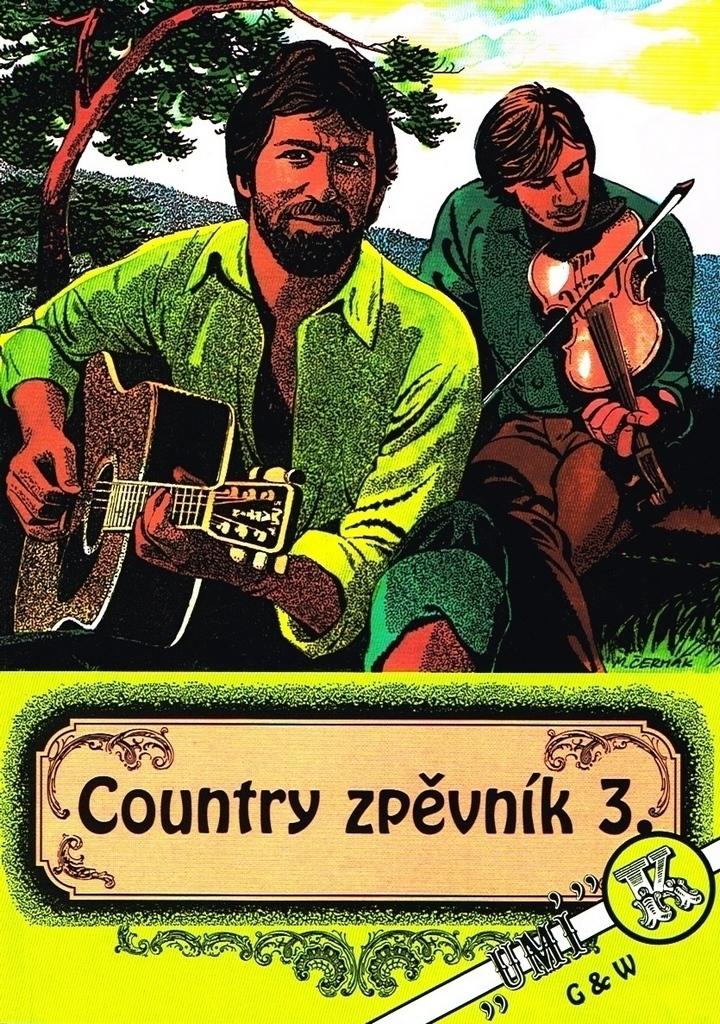COUNTRY ZPĚVNÍK