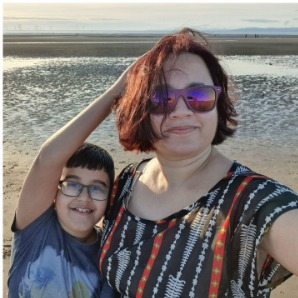 """""""l feel much more relaxed and confident in connecting with my children"""""""