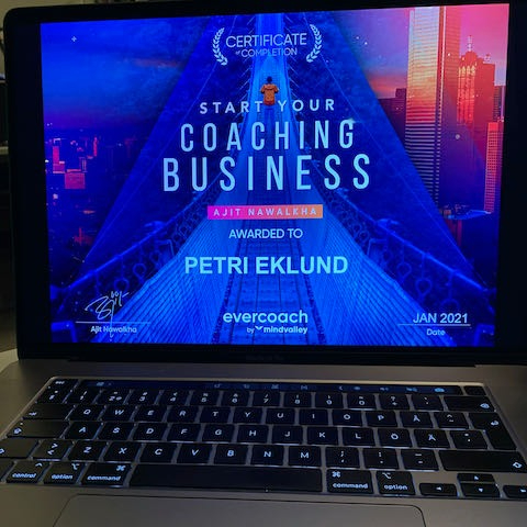 """""""This program was a good start and gave great insights on coaching instead of just developing certain professional skills"""""""