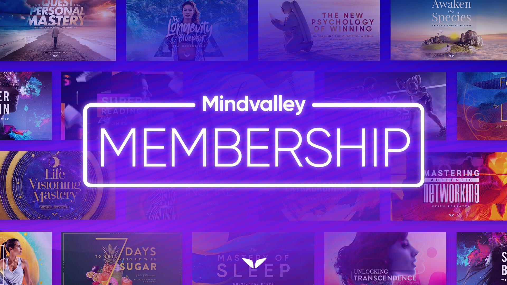 Mindvalley Membership