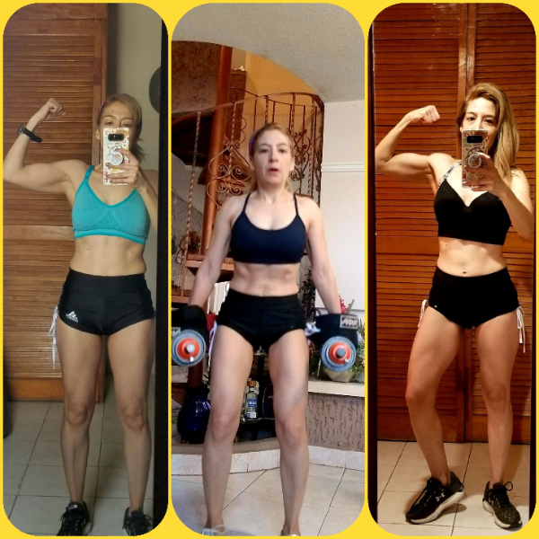 """""""At my 47 years old, I feel like I am at the best time of my life, I feel more confident and stronger mental and physically than when I was at my 20's"""""""