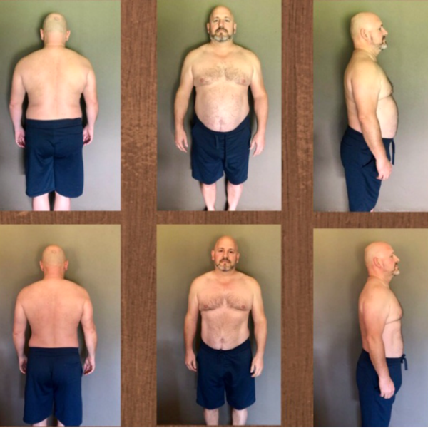 """""""After 3 months I'm down to 88kg, feel stronger & more energetic than ever"""""""