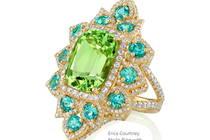 THE MVEye Study Finds Colored Gemstones Capture More Consumer and Trade Attention