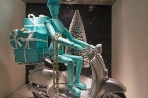 Self-Purchasing Females Choose Tiffany