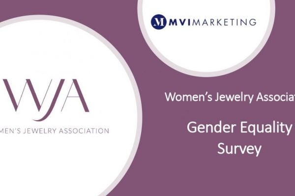 Women's Jewelry Association Gender Equality Survey