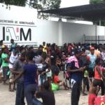 Migrantes cubanos incendian albergue en Chihuahua