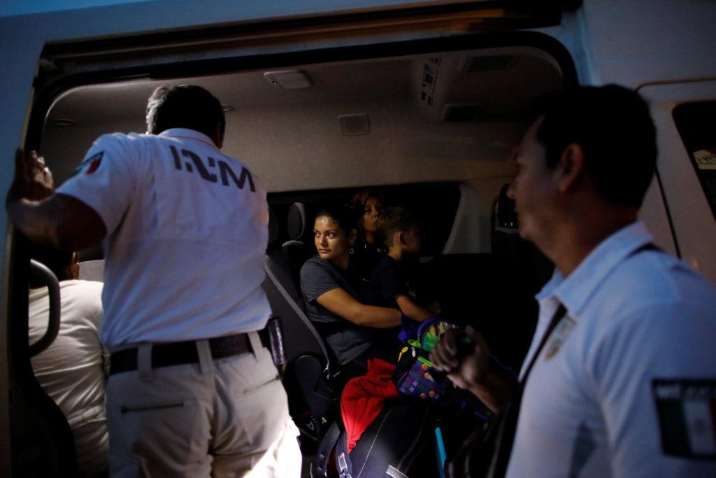 En Chiapas rescatan a 75 migrantes, 41 son menores de edad: FGR