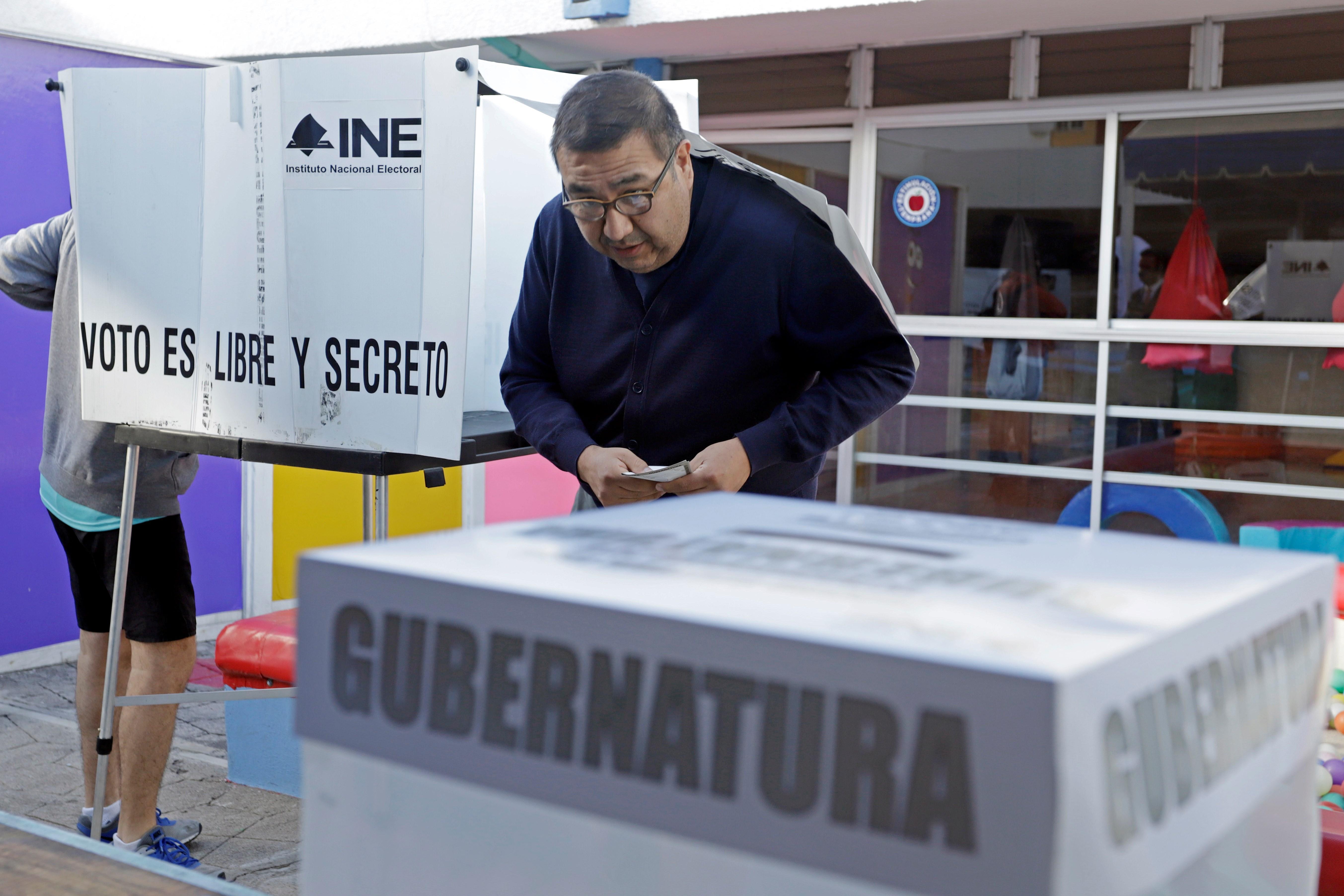 Ine Califica De Exitosa La Jornada Electoral Fede Reporta