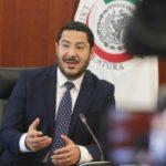 Monreal rompió con la armonía en el grupo parlamentario de Morena: Martí Batres