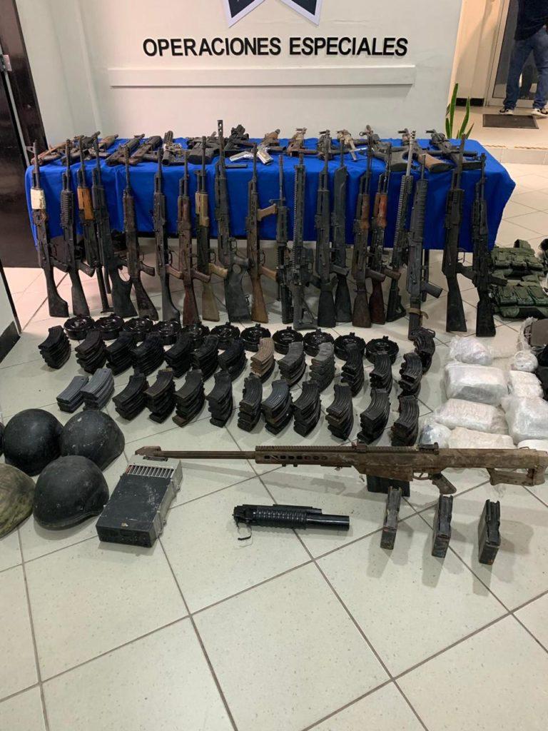 Resultado de imagen para Cártel Rio Bravo armas