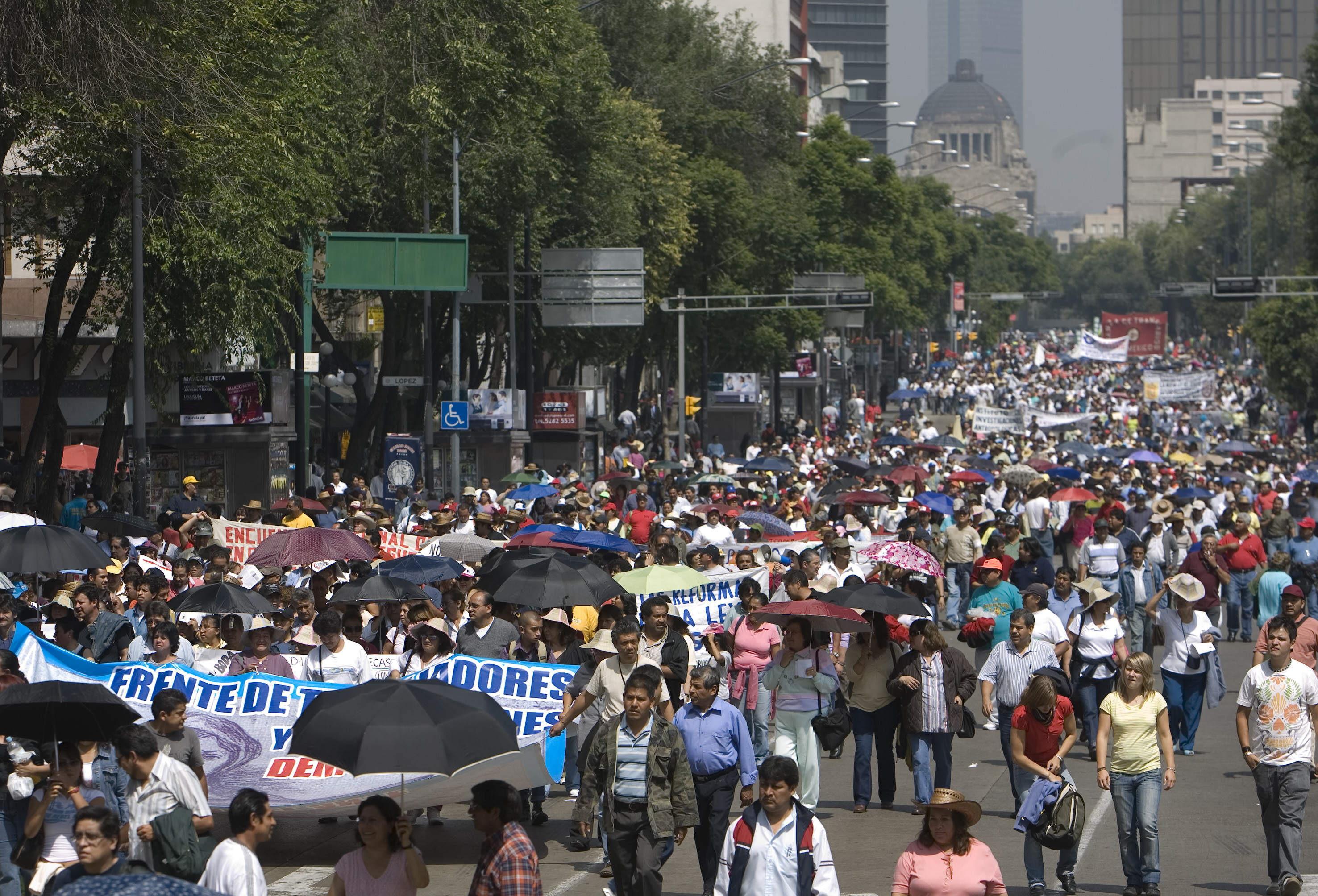 Movilizaciones Afectarán El Tránsito Este Miércoles Mvs