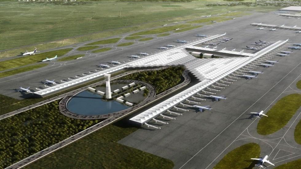 Resultado de imagen para Aeropuerto Santa Lucía Mexico
