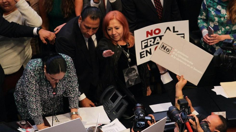Tras designación de Piedra Ibarra, miembros del Consejo Consultivo renuncian - MVS Noticias
