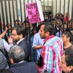 Gobierno federal a falla en sensibilidad en caso de padres de niños con cáncer: Enrique Rodríguez