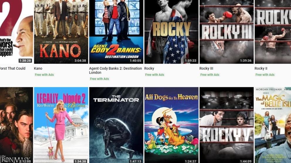 En Cuarentena Aprovecha Para Ver 100 Películas Gratis En Youtube Mvs Noticias