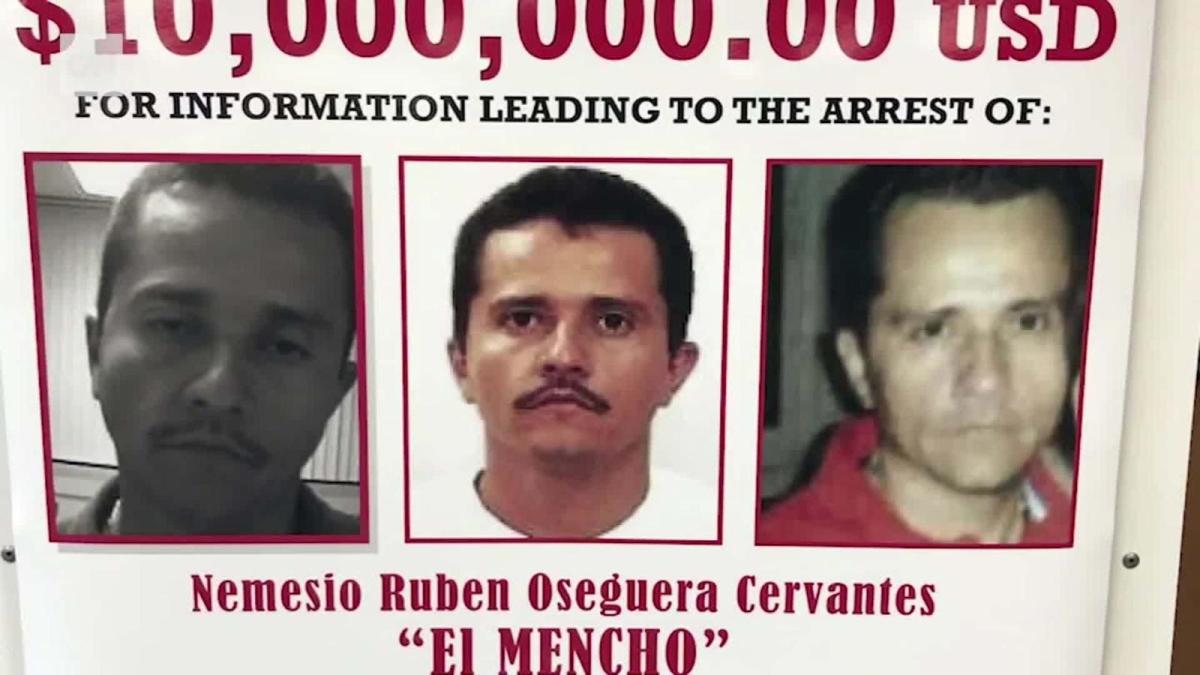 MVS Noticias   Cómo 'murió' 'El Mencho': los detalles sobre el rumor del  líder del CJNG   Luis Cárdenas