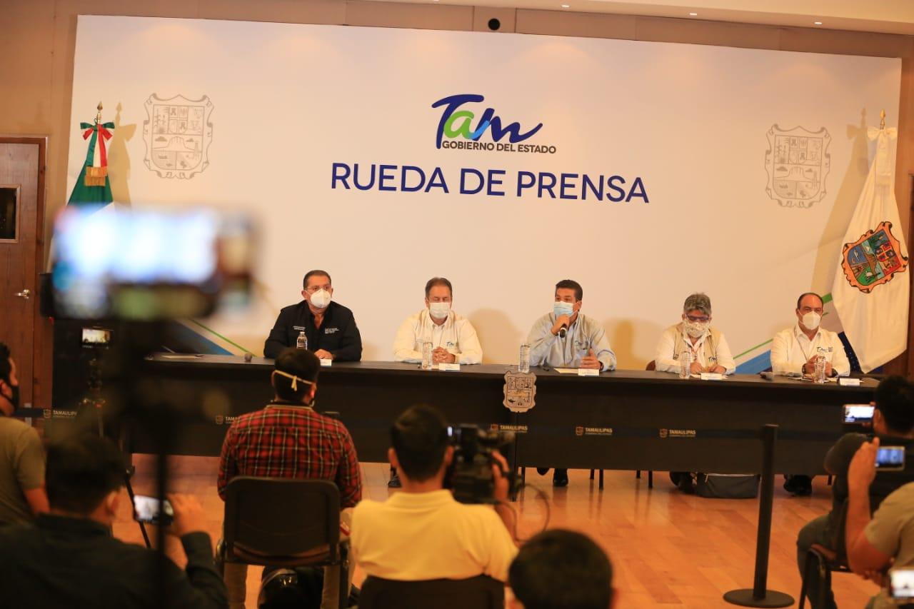 Tamaulipas lanza programa de reactivación económica