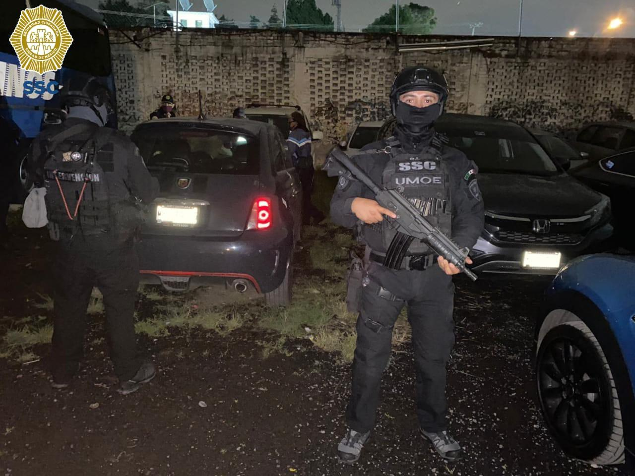 Policía SSC