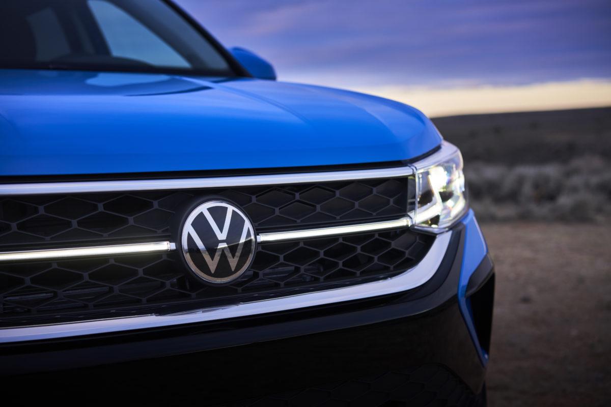 Develación mundial: así es el Volkswagen Taos made in Argentina (2021)
