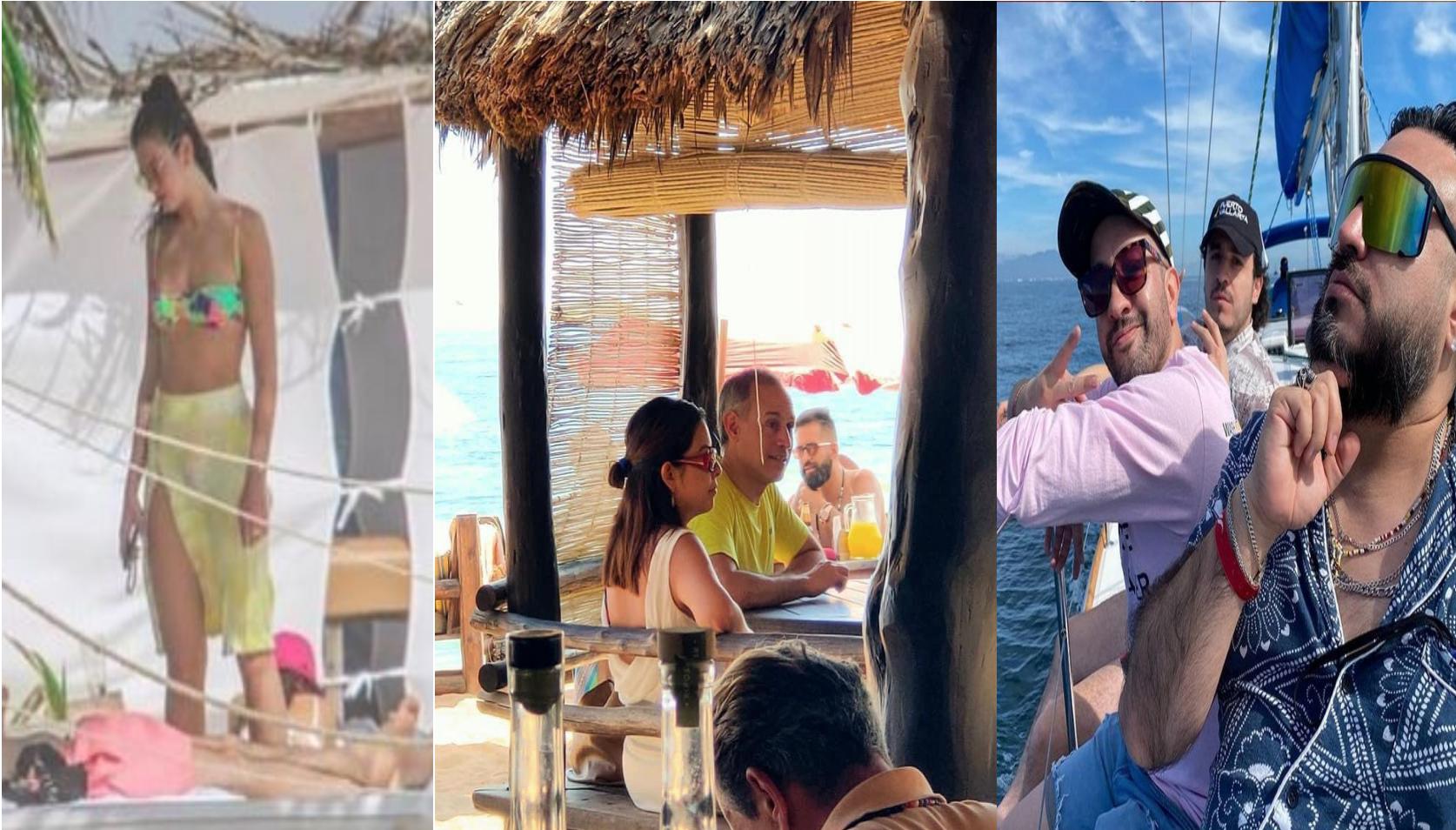 Los famosos y sus polémicas vacaciones en tiempos de Covid-19   MVS Noticias