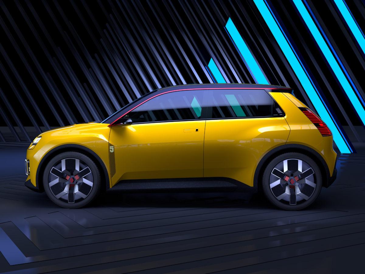 El Renault 5 vuelve y será amigable con el medio ambiente