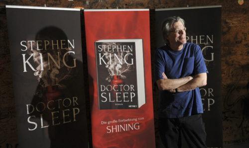 Stephen King, rey del terror para todas las generaciones - EFE