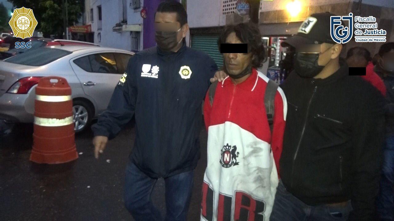 Narcomenudista detenido