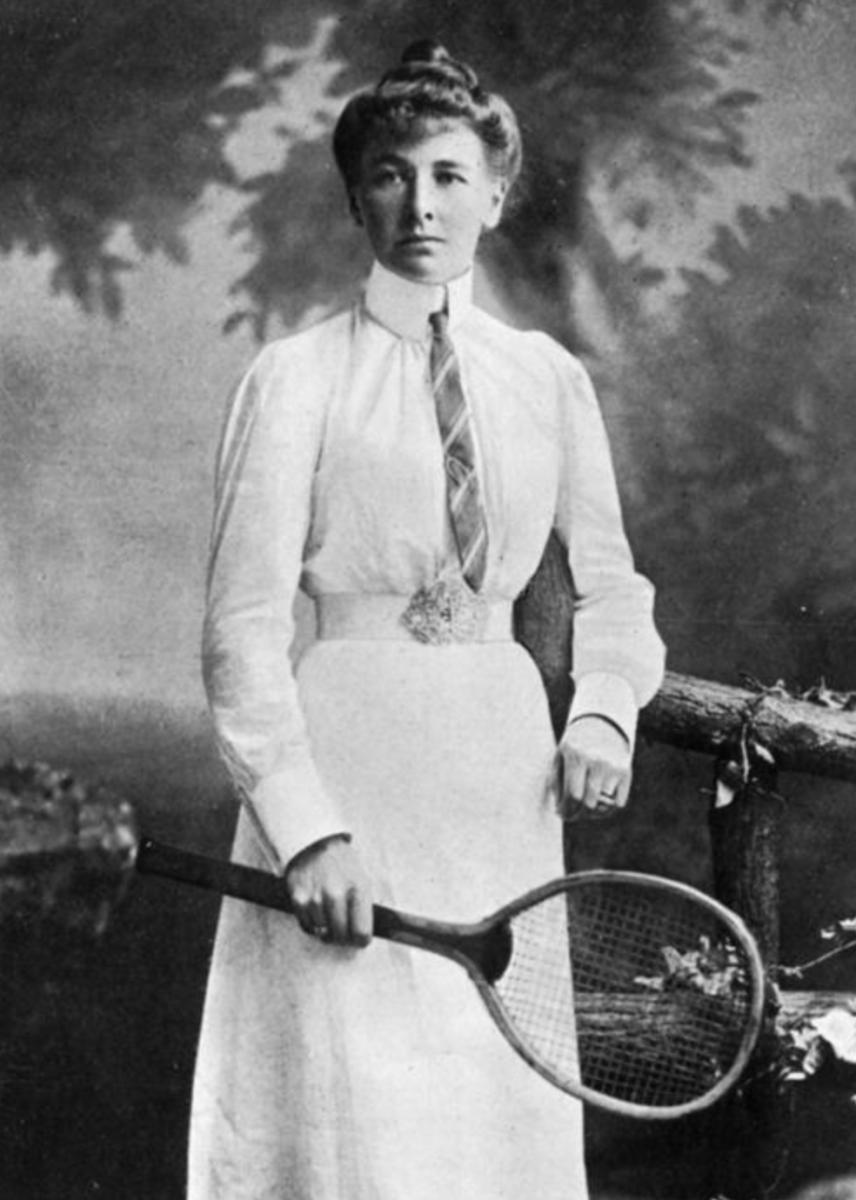 Charlotte Cooper