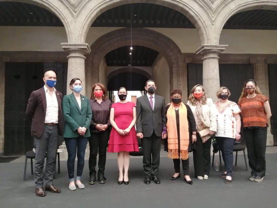 Reunion/Foto: Gobierno CDMX