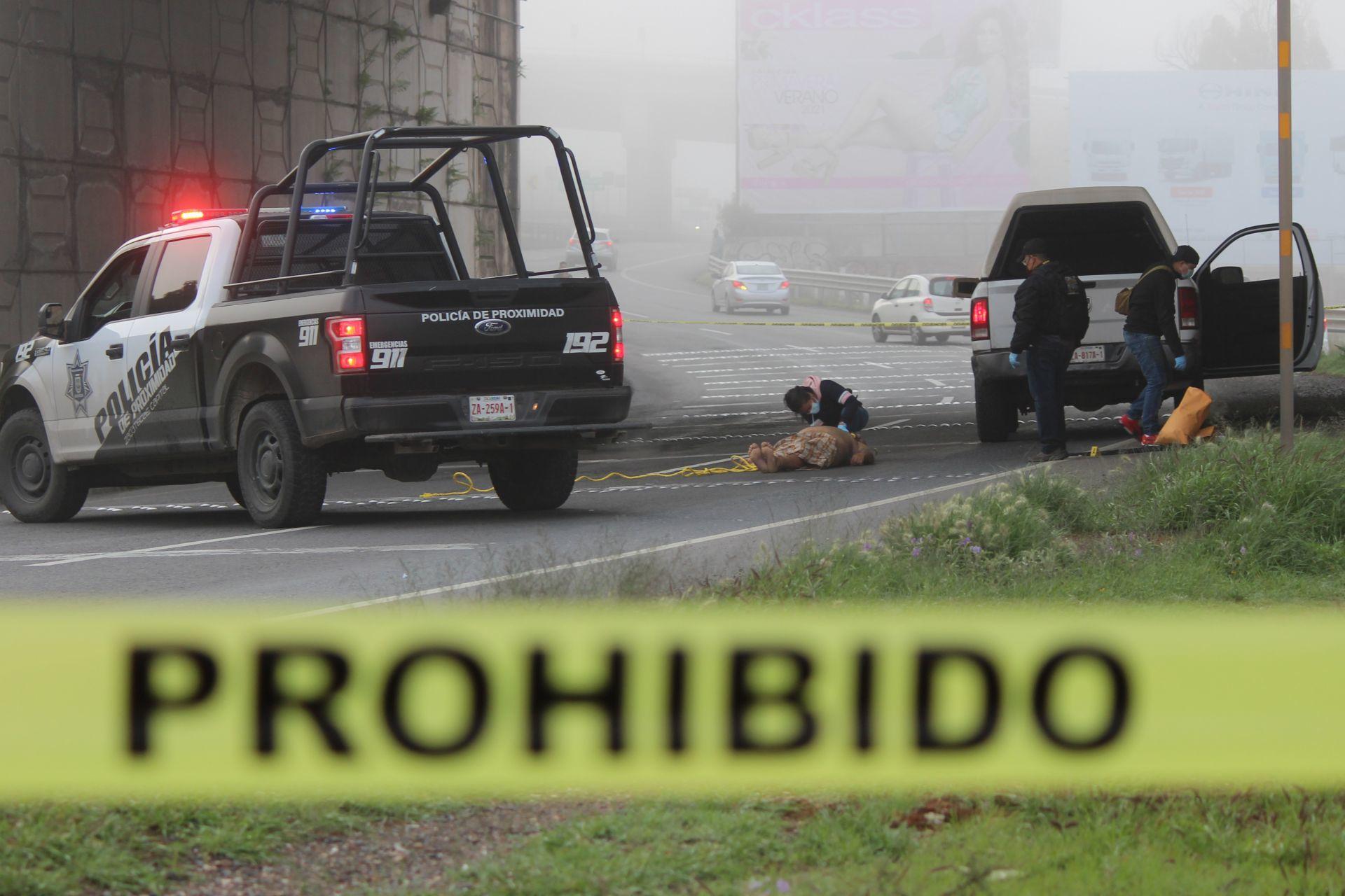 Violencia en México Foto: cuartoscuro