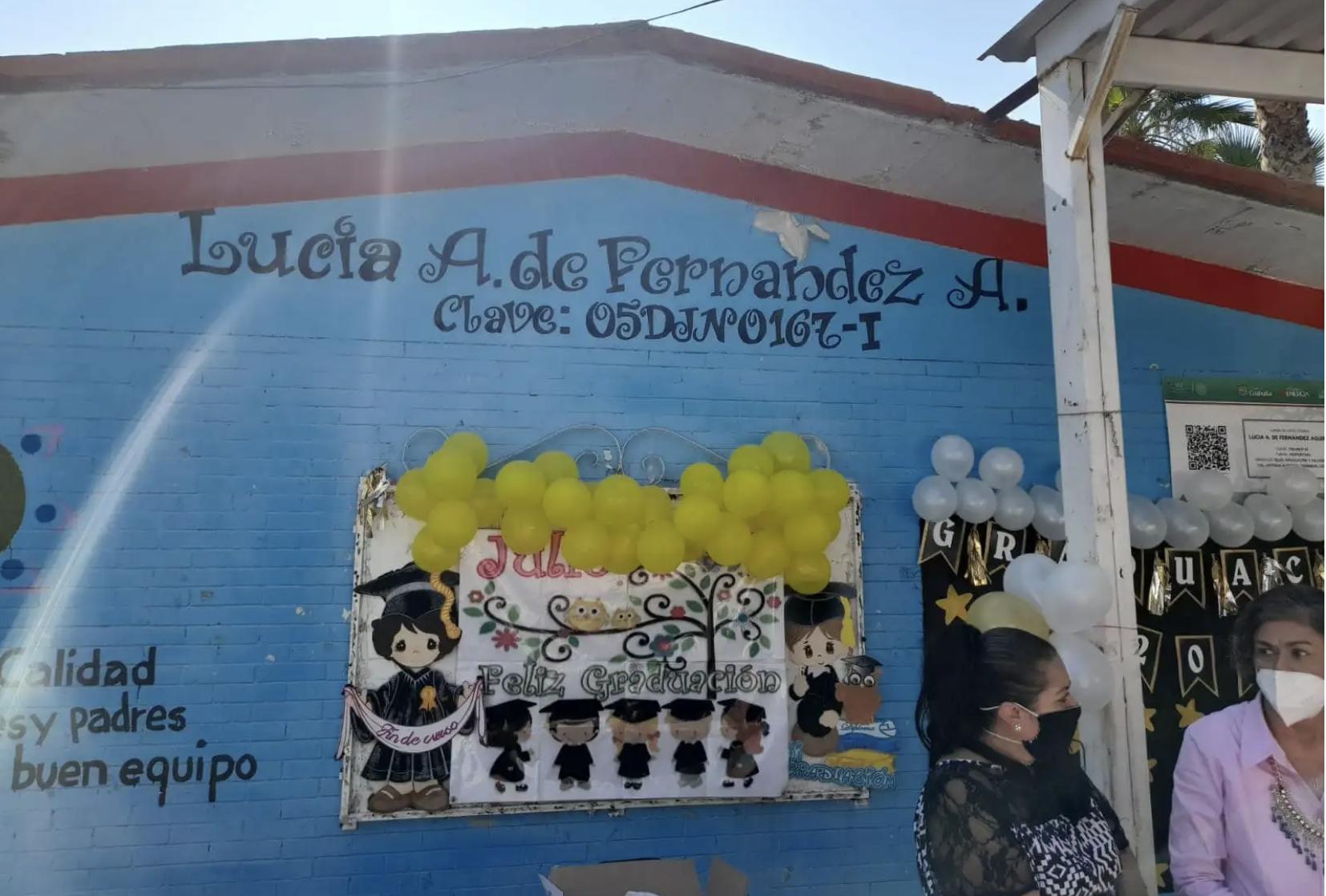 Kinder Lucia A. de Fernandez