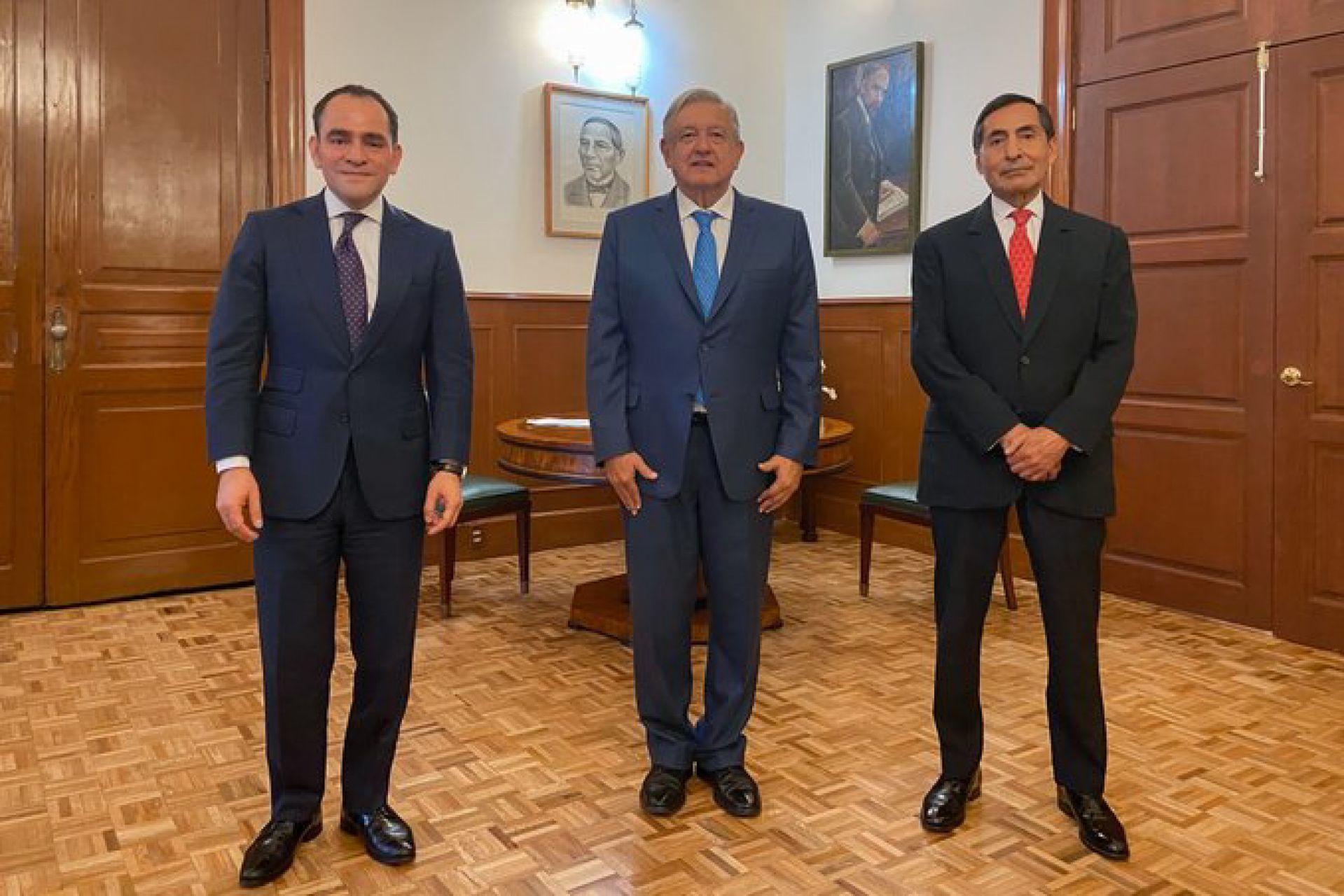 Rogelio Ramírez De La O siempre fue la primera opción del presidente para ocupar el cargo en la Secretaria/ Foto: cuartoscuro
