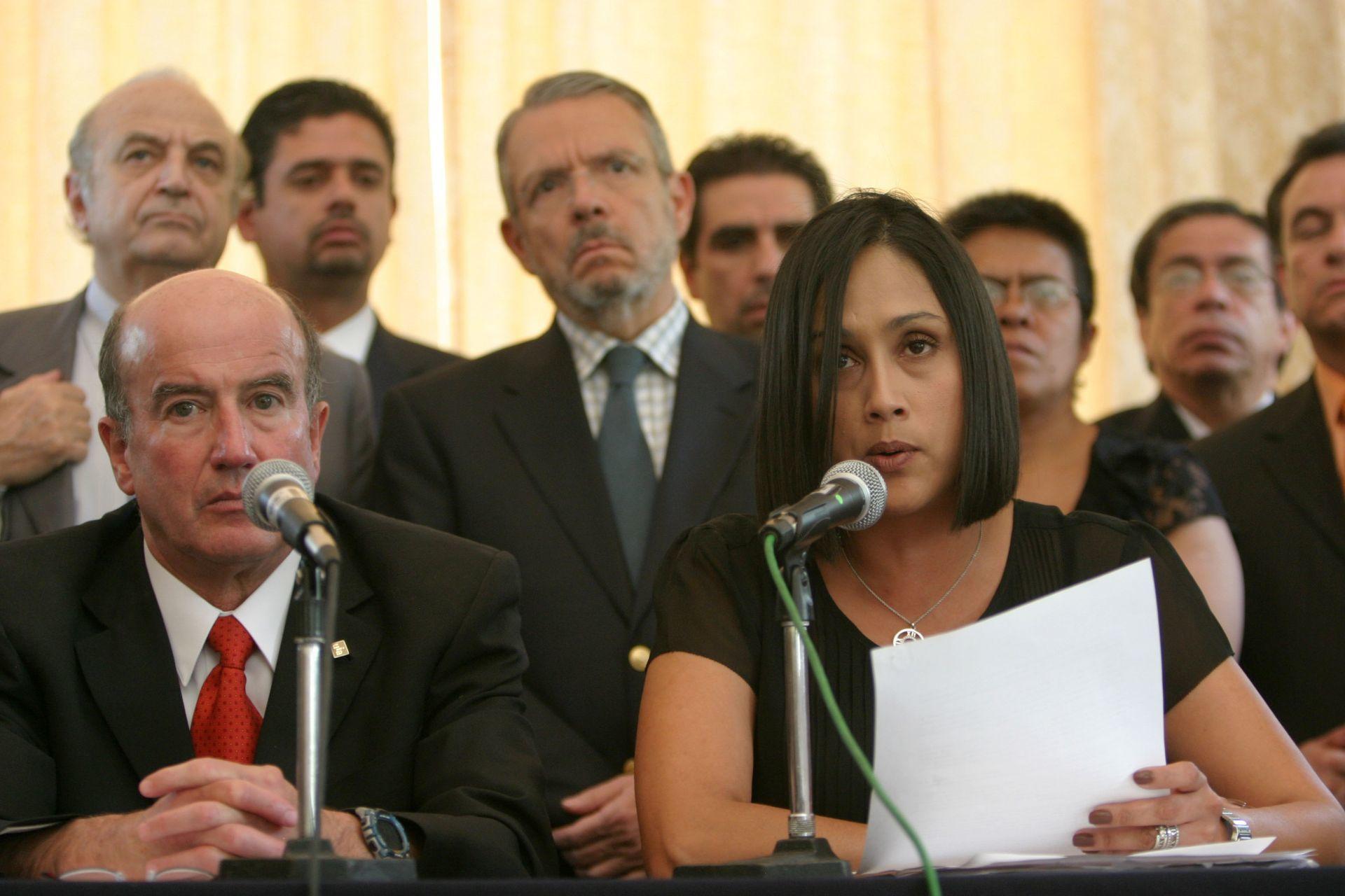 Adela Navarro Bello/ Foto: cuartoscuro