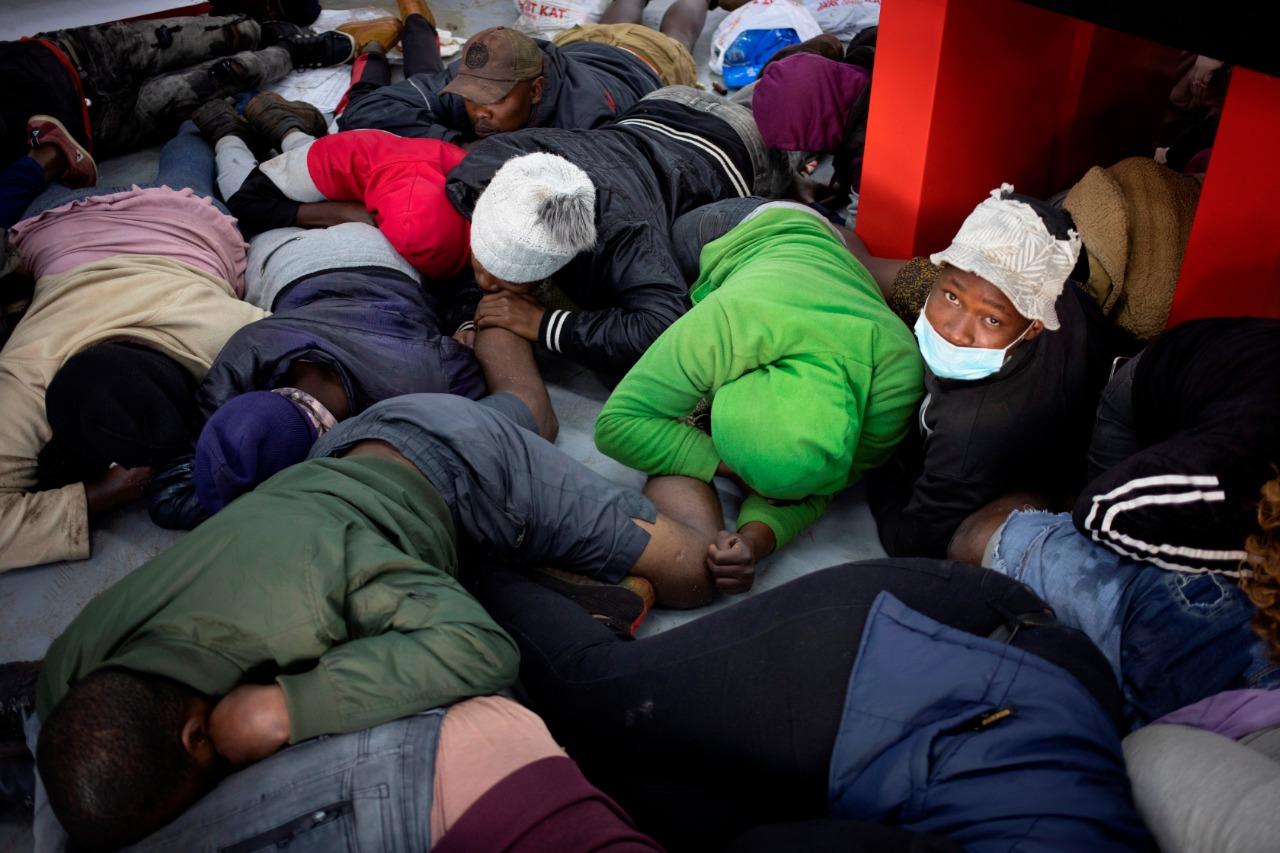 Conflictos en Sudafrica