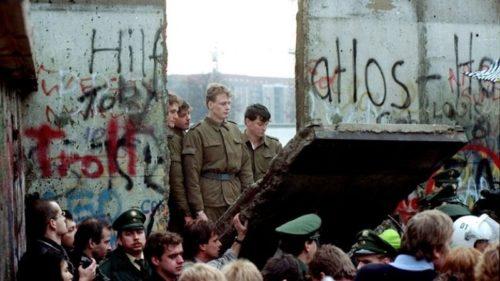 Caída muro de Berlín