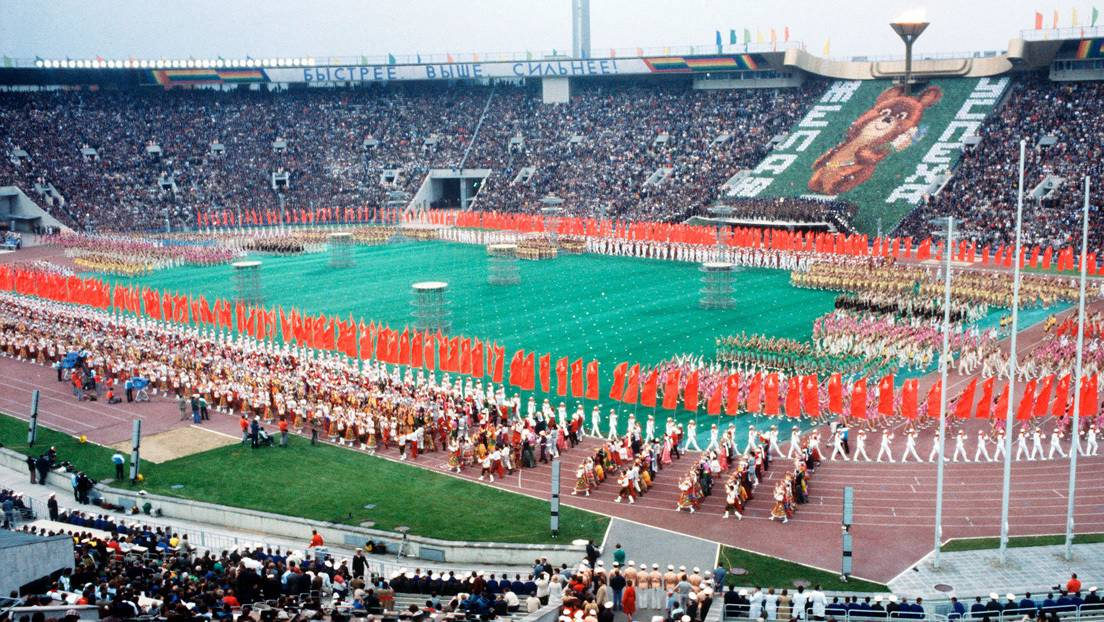 Juegos Olímpicos de Moscú 1980