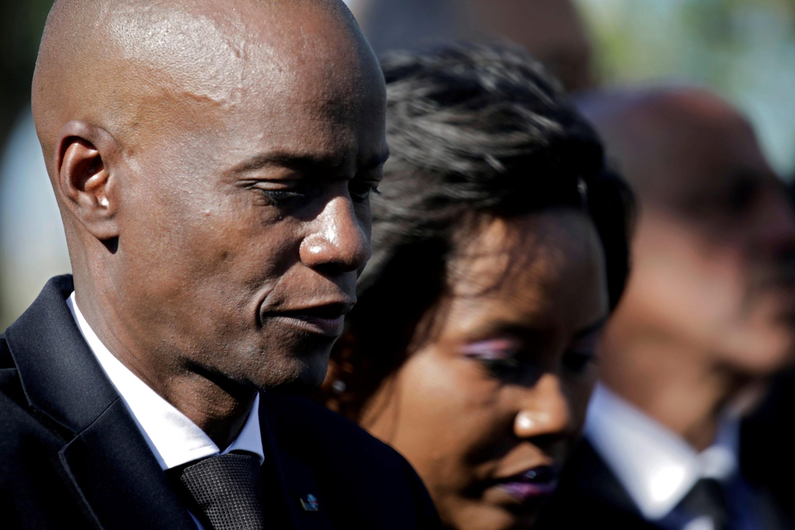Foto de archivo del asesinado presidente de Haiti Jovenel Moise/Foto:EFE