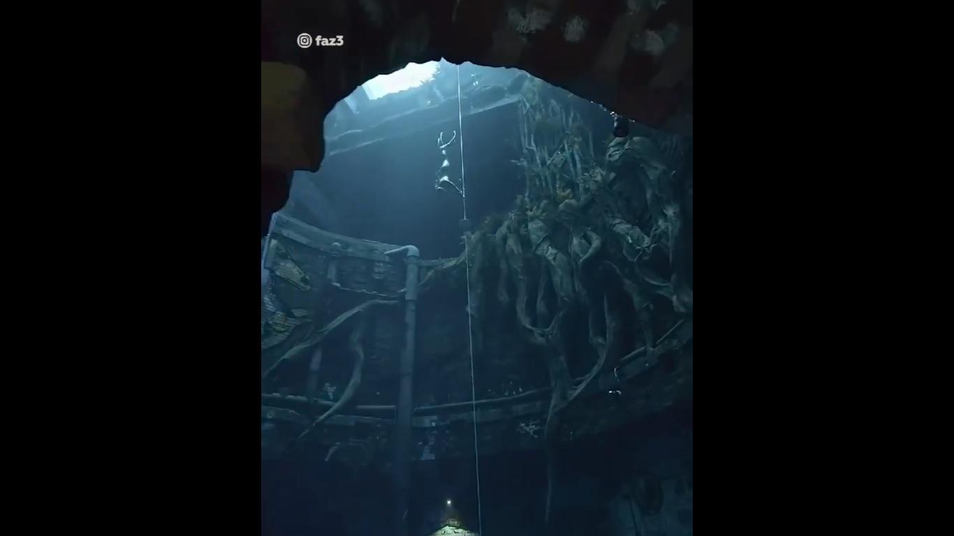"""Su profundidad máxima de 60 metros el pasado 27 de junio le otorgó el récord Guinness de """"la piscina más profunda para bucear del mundo""""/ Foto: Captura Video"""