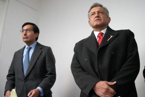 Ramírez de la O y López Obrador