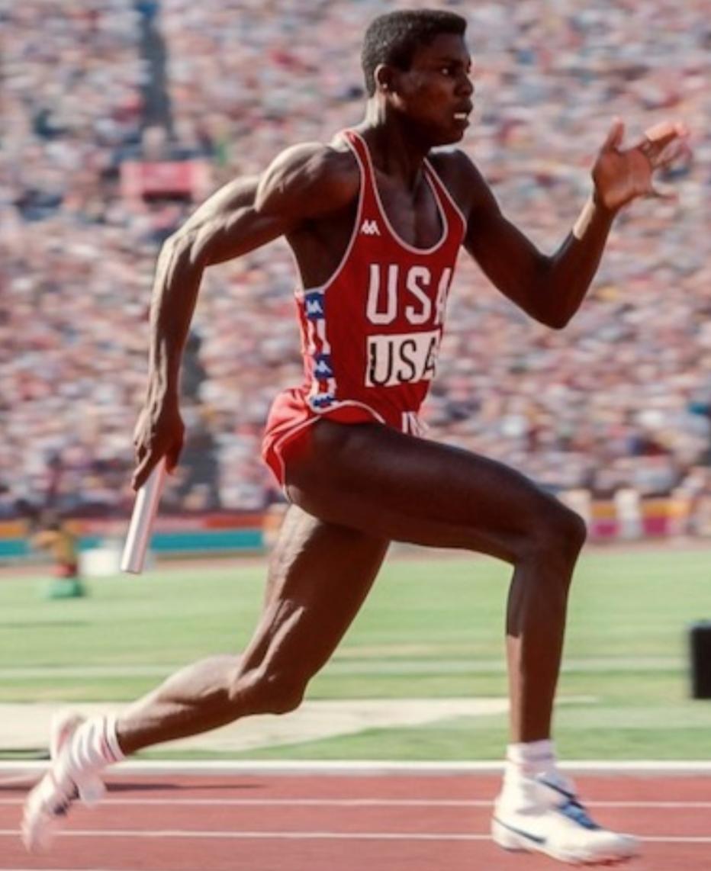Carl Lewis igualó las cuatro medallas conseguidas por su compatriota Jesse Owens / Foto: EFE