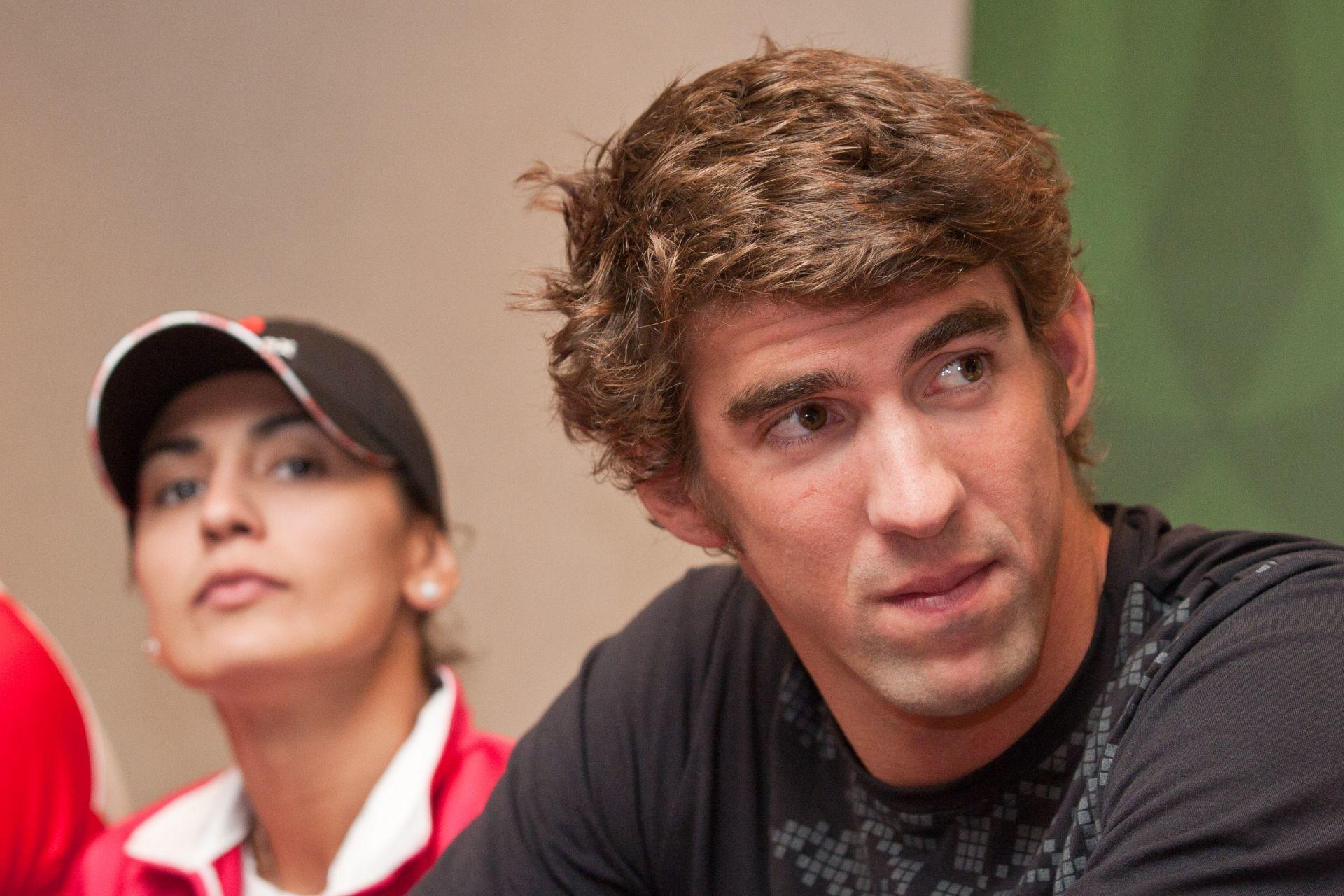 Michael Phelps/Foto: cuartoscuro