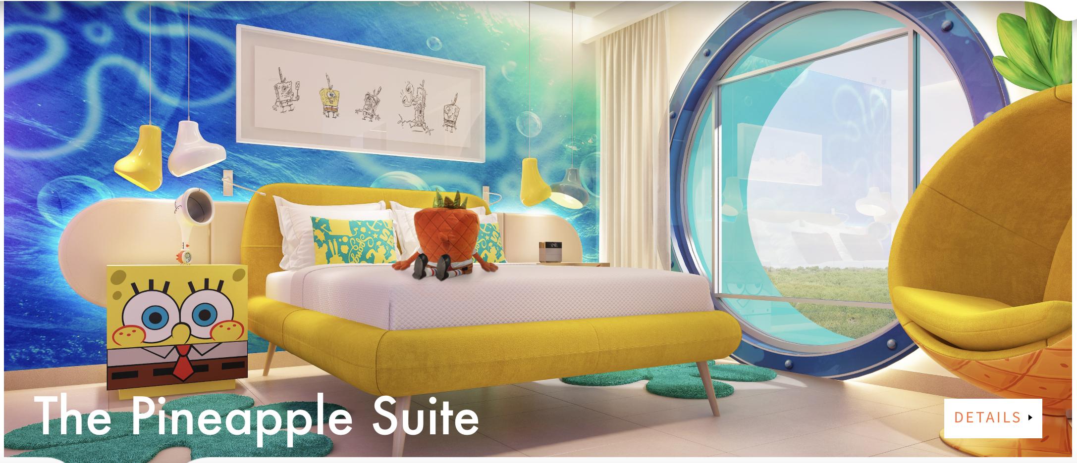 Pineapple Suite