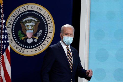 Joe Biden habla sobre el calentamiento global