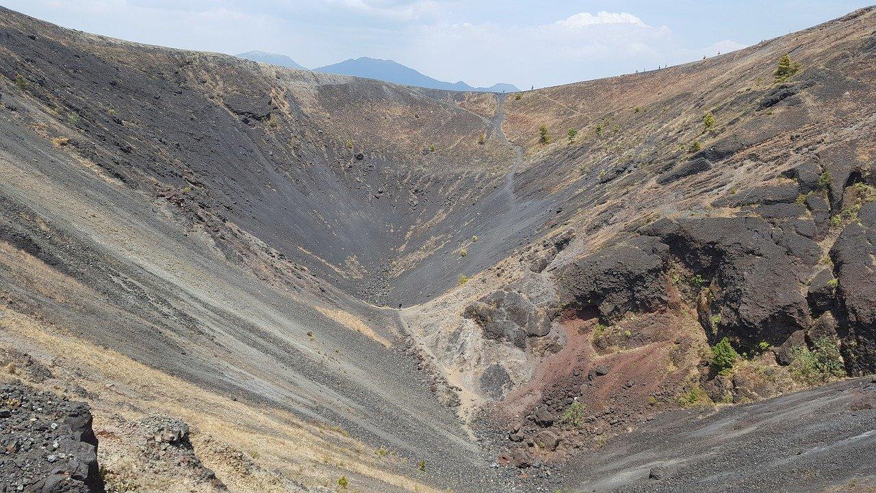 Volcán Paricutín/Foto:pixabya